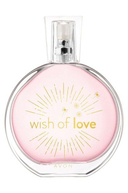 Avon Wish of Love Edt 50 ml Kadın Parfümü 5050136875114