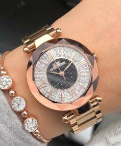 İBSO Kadın Kol Saati+bileklik Hediye
