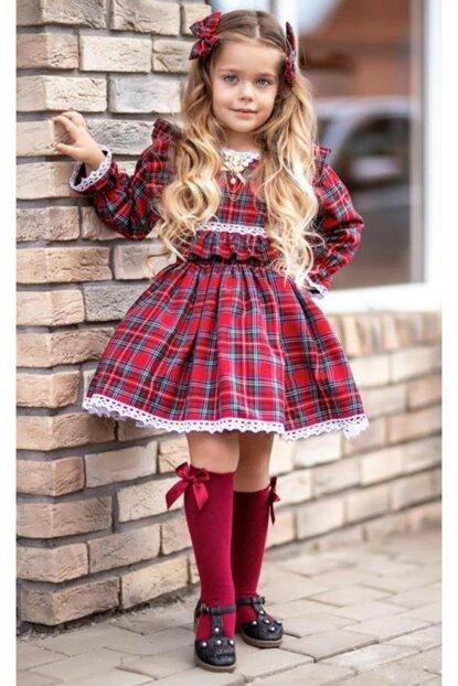 Riccotarz Kız Çocuk Ms. Beauty 4lü Elbise