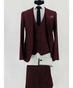 VİZYONER Yelekli Takım Elbise