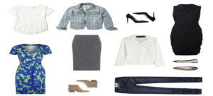 آیتمهای ضروری برای کمد لباس خانمها