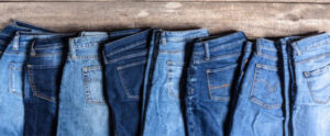انواع شلوار جین